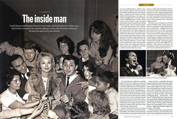 Article Preview: The inside man, April 2013 | Maclean's