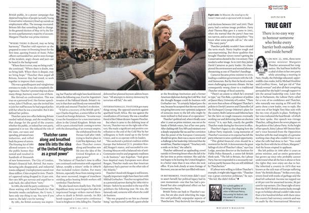 Article Preview: TRUE GRIT, April 2013 | Maclean's