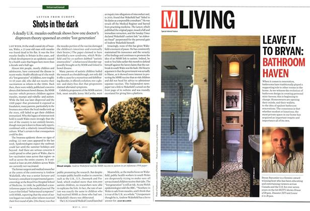 Article Preview: Shots in the dark, May 2013   Maclean's