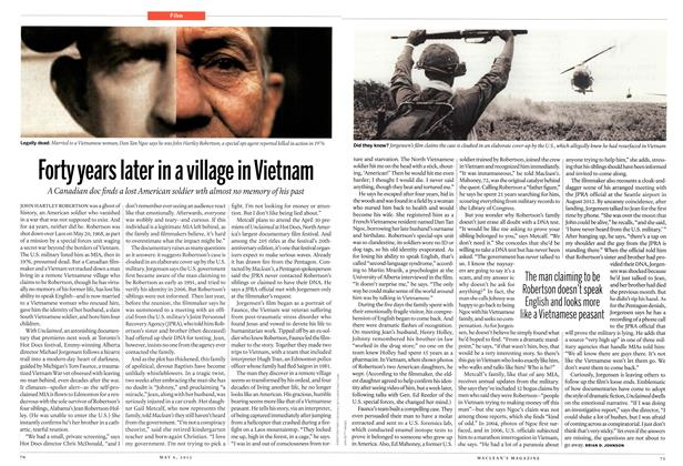 Article Preview: Forty years later in a village in Vietnam, May 2013 | Maclean's