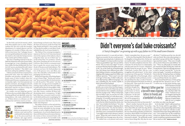Article Preview: Didn't everyone's dad bake croissants?, May 2013 | Maclean's