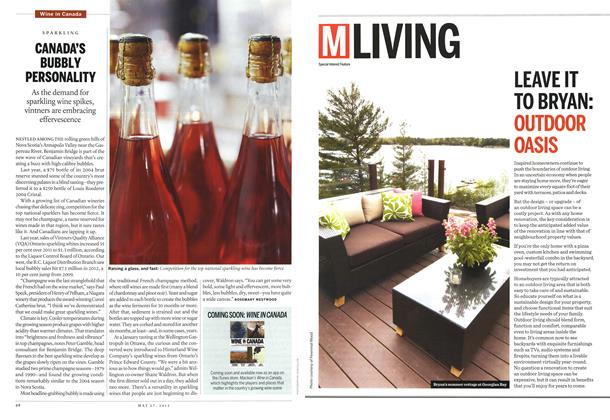 Article Preview: M LIVING, May 2013 | Maclean's