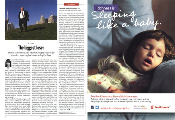 Article Preview: Advertisement, June 2013   Maclean's