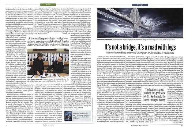 Article Preview: It's not a bridge, it's a road with legs, June 2013 | Maclean's