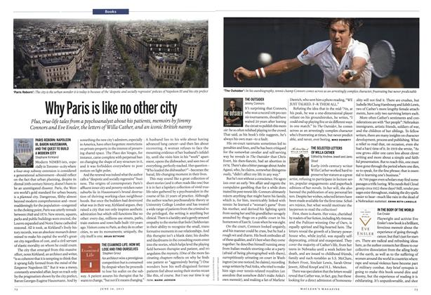 Article Preview: Why Paris is like no other city, June 2013 | Maclean's