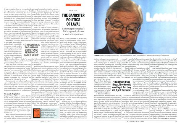 Article Preview: THE GANGSTER POLITICS OF LAVAL, June 2013 | Maclean's