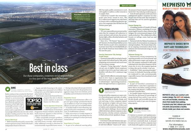 Article Preview: Best in class, June 2013 | Maclean's