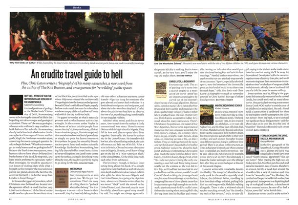Article Preview: An erudite travel guide to hell, June 2013 | Maclean's