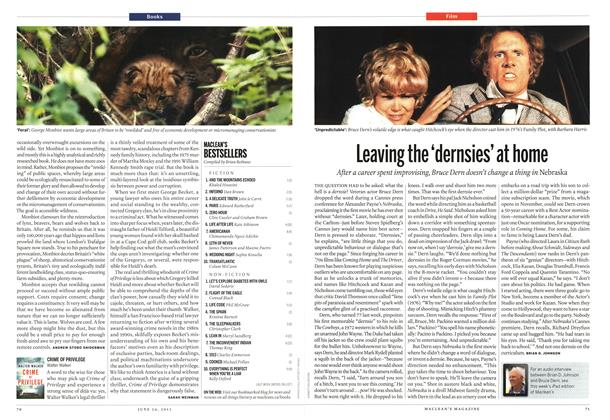 Article Preview: Leaving the'dernsies'at home, June 2013 | Maclean's