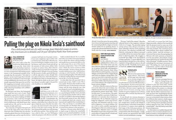 Article Preview: Pulling the plug on Nikola Tesla's sainthood, July 2013 | Maclean's