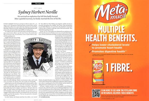 Article Preview: Sydney Herbert Neville, July 2013 | Maclean's