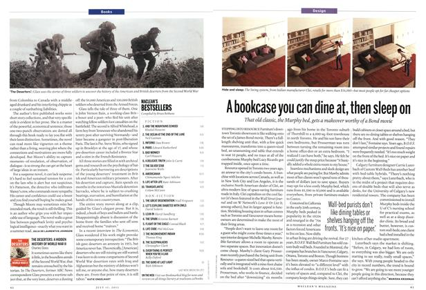 Article Preview: THE DESERTERS: A HIDDEN HISTORY OF WORLD WAR II Charles Glass, July 2013   Maclean's