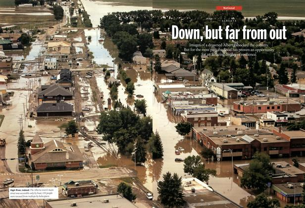 Article Preview: Down, but far from out, July 2013 | Maclean's