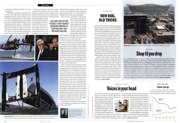 Article Preview: NEW DOG, OLD TRICKS, July 2013 | Maclean's
