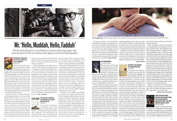 Article Preview: Mr. 'Hello, Muddah, Hello, Fadduh', July 2013 | Maclean's