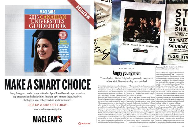 Article Preview: Angry young men, August 2013 | Maclean's