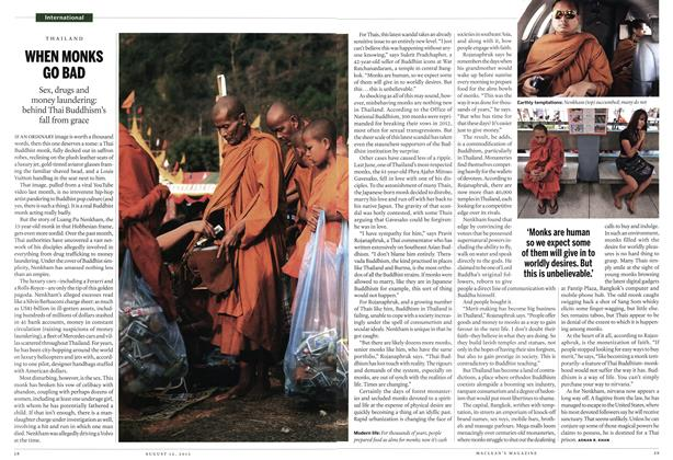 Article Preview: WHEN MONKS GO BAD, August 2013 | Maclean's