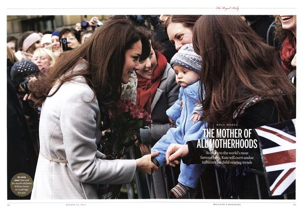 Article Preview: THE MOTHER OF ALL MOTHERHOODS, August 2013 | Maclean's