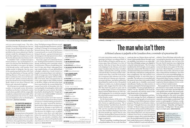 Article Preview: The man who isn't there, August 2013 | Maclean's