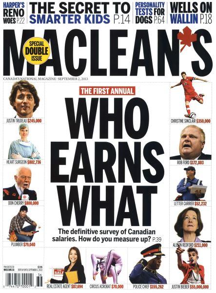 Issue: - September 2013 | Maclean's