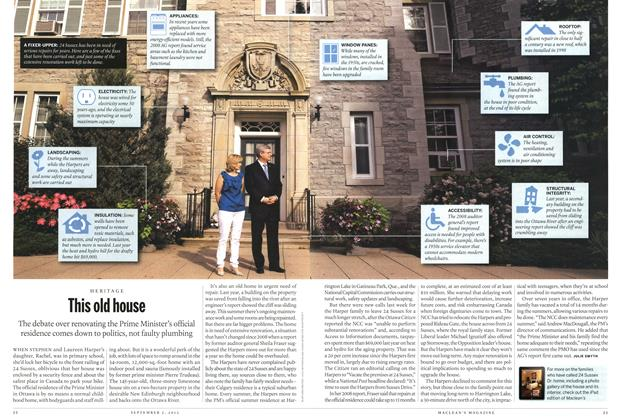 Article Preview: This old house, September 2013 | Maclean's