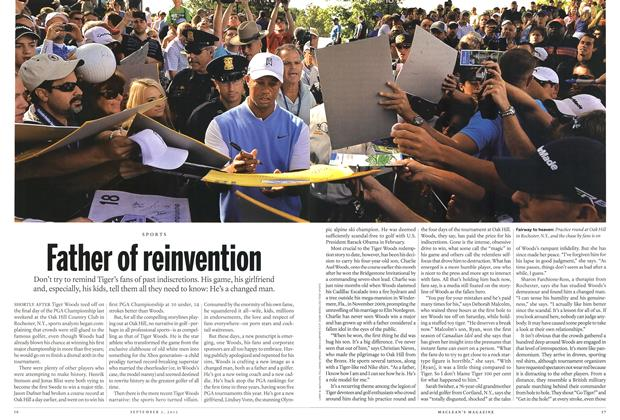Article Preview: Father of reinvention, September 2013 | Maclean's
