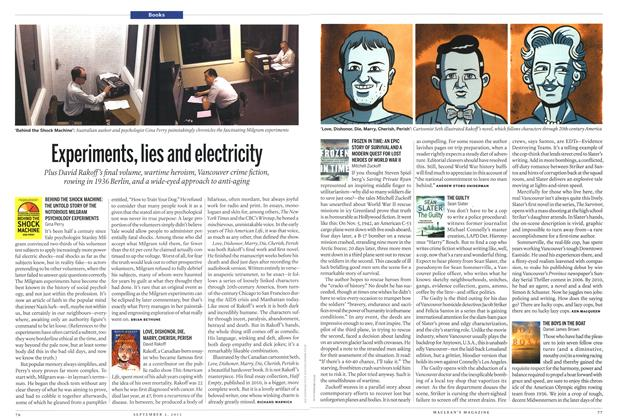 Article Preview: Experiments, lies and electricity, September 2013 | Maclean's