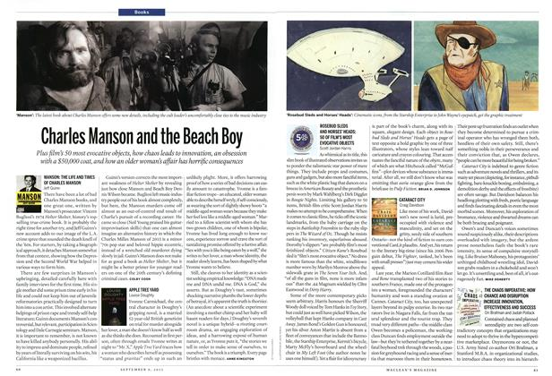 Article Preview: Charles Manson and the Beach Boy, September 2013 | Maclean's