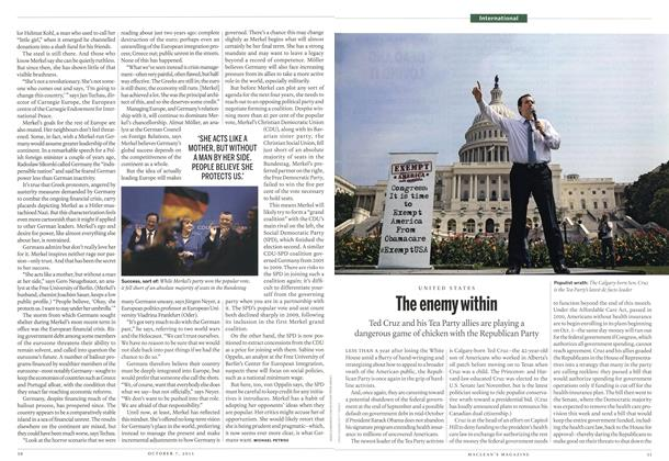 Article Preview: The enemy within, October 2013 | Maclean's