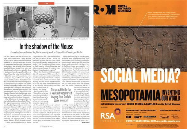 Article Preview: In the shadow of the Mouse, October 2013 | Maclean's