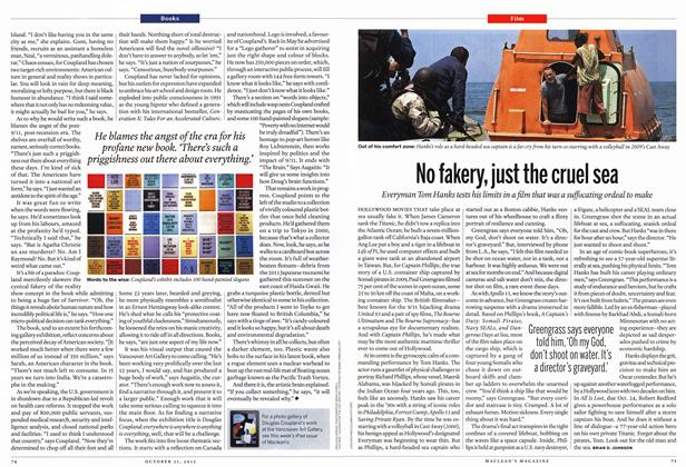 Article Preview: No fakery, just the cruel sea, October 2013 | Maclean's
