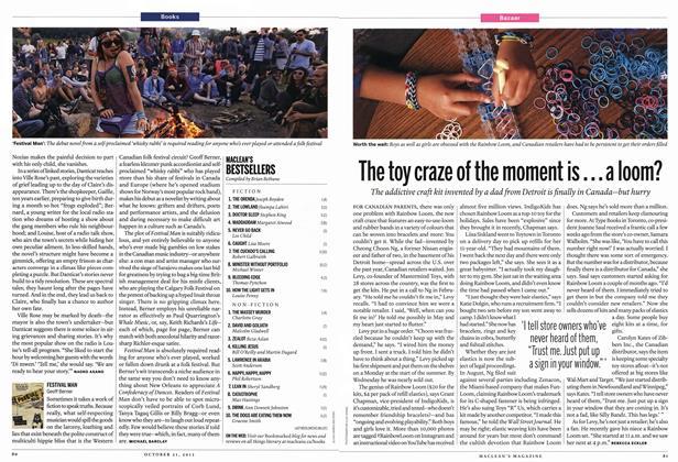 Article Preview: FESTIVAL MAN Geoff Berner, October 2013 | Maclean's