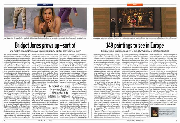 Article Preview: Bridget Jones grows up—sort of, October 2013 | Maclean's