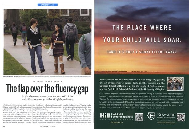 Article Preview: The flap over the fluency gap, November 2013 | Maclean's