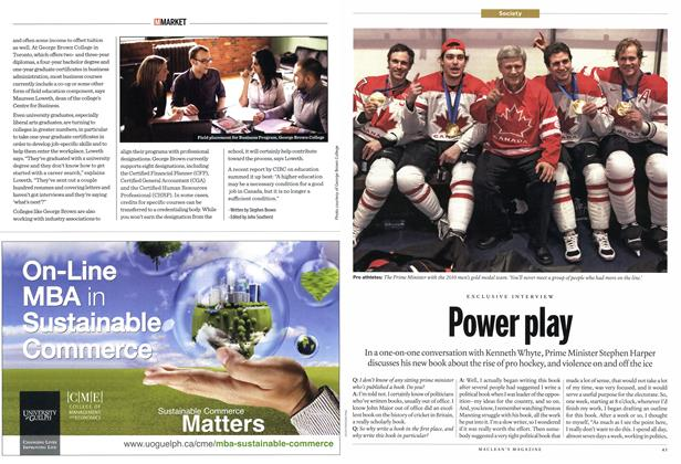 Article Preview: Power play, November 2013 | Maclean's