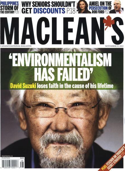 Issue: - November 2013 | Maclean's