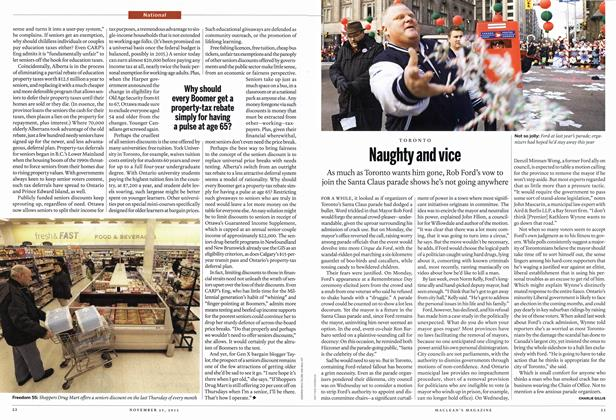 Article Preview: Naughty and vice, November 2013 | Maclean's