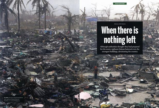 Article Preview: When there is noting left, November 2013 | Maclean's