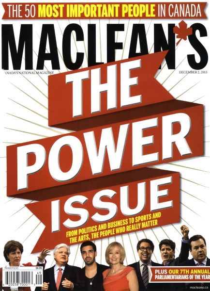 Issue: - December 2013 | Maclean's