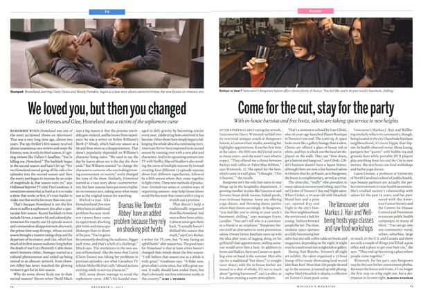 Article Preview: We loved you, but then you changed, December 2013 | Maclean's