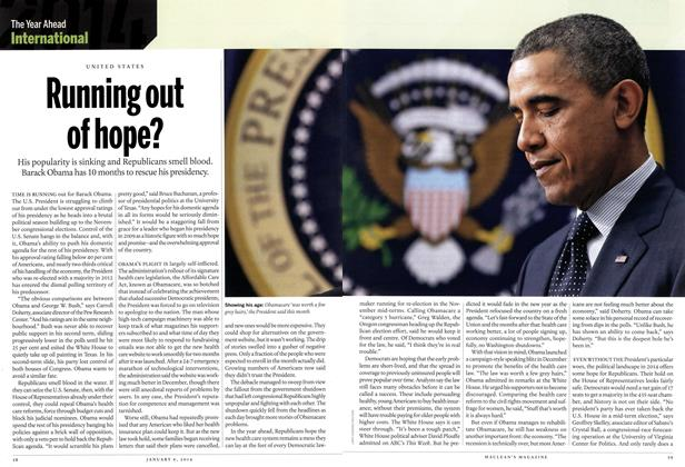 Article Preview: Running out of hope?, DECEMBER 30, 2013 & JANUARY 6, 2014 2013 | Maclean's