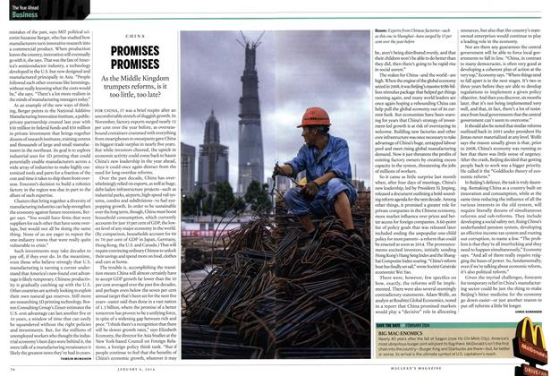 Article Preview: PROMISES PROMISES, DECEMBER 30, 2013 & JANUARY 6, 2014 2013 | Maclean's