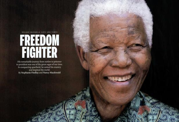 Article Preview: FREEDOM FIGHTER, DECEMBER 30, 2013 & JANUARY 6, 2014 2013 | Maclean's
