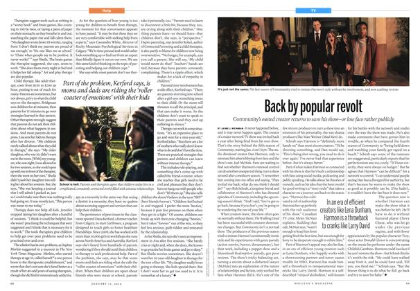 Article Preview: Back by popular revolt, January 2014 | Maclean's