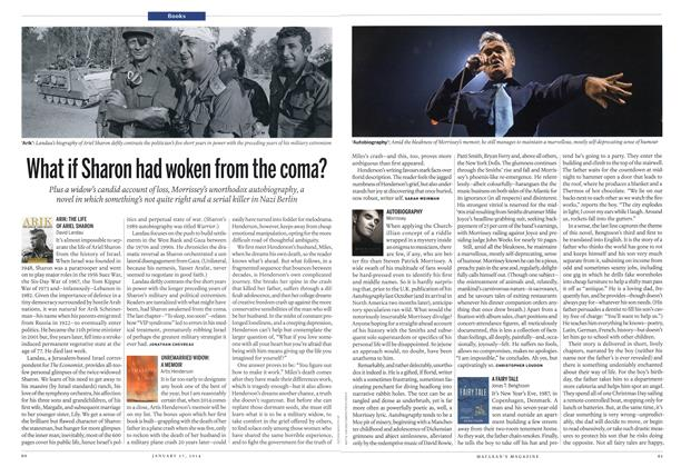 Article Preview: AUTOBIOGRAPHY Morrissey, January 2014 | Maclean's