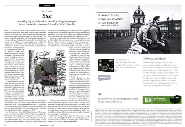 Article Preview: Bust, February 2014 | Maclean's