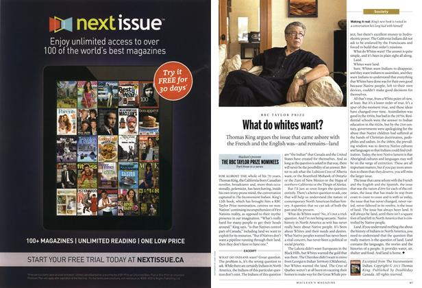 Article Preview: Advertisement, February 2014 | Maclean's
