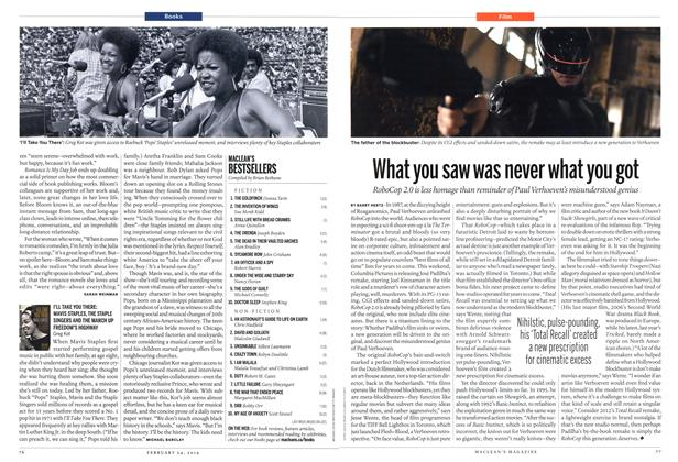 Article Preview: I'LL TAKE YOU THERE: MAVIS STAPLES, THE STAPLE SINGERS AND THE MARCH UP FREEDOM'S HIGHWAY, February 2014 | Maclean's