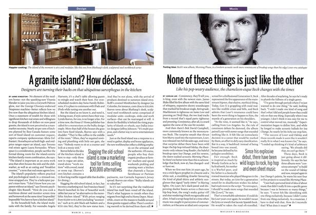 Article Preview: None of these things is just like the other, March 2014 | Maclean's