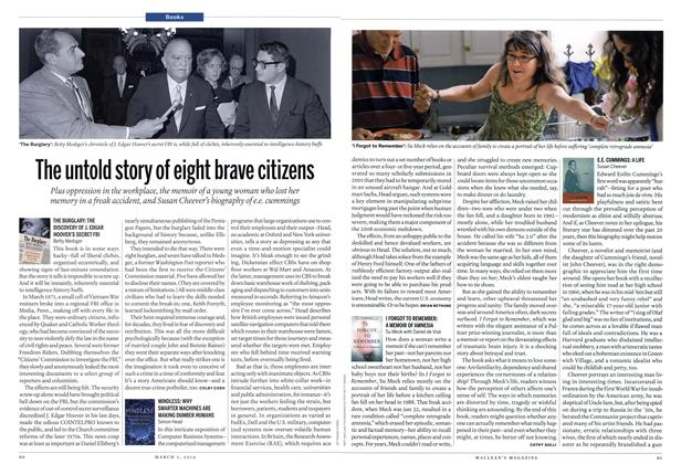 Article Preview: The untold story of eight brave citizens, March 2014 | Maclean's